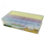 DL Pro - Nail Accessory Storage Box Pastel