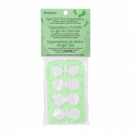 ProLinc - Spa Gel Toe Separators - Green