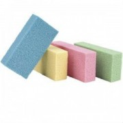 Ikonna - Pumice Pad - 5pc - Colors Assorted
