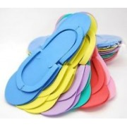 Pedicure Slipper - Hooked 12 pairs